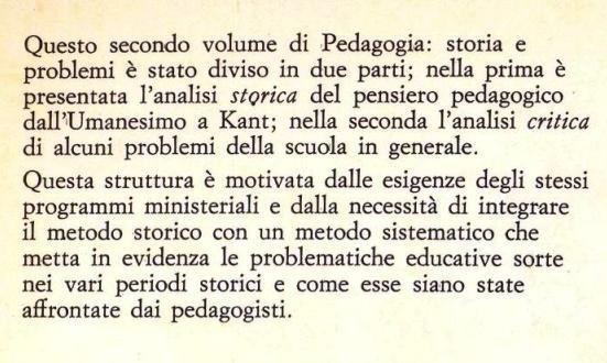 Pedagogia. 2.: Dall'Umanesimo a Kant.