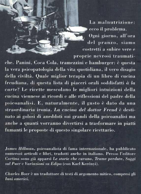 La cucina del dottor Freud.