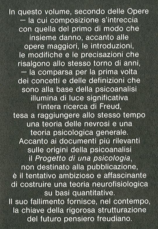 Opere di Sigmund Freud. 2: Opere 1892-1899.