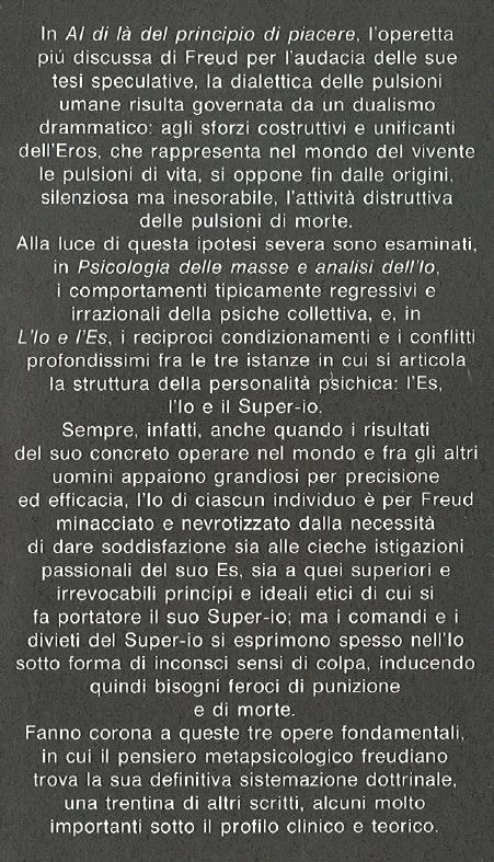 Opere di Sigmund Freud. 9: Opere 1917-1923.