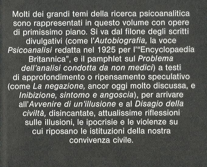 Opere di Sigmund Freud. 10: Opere 1924-1929.