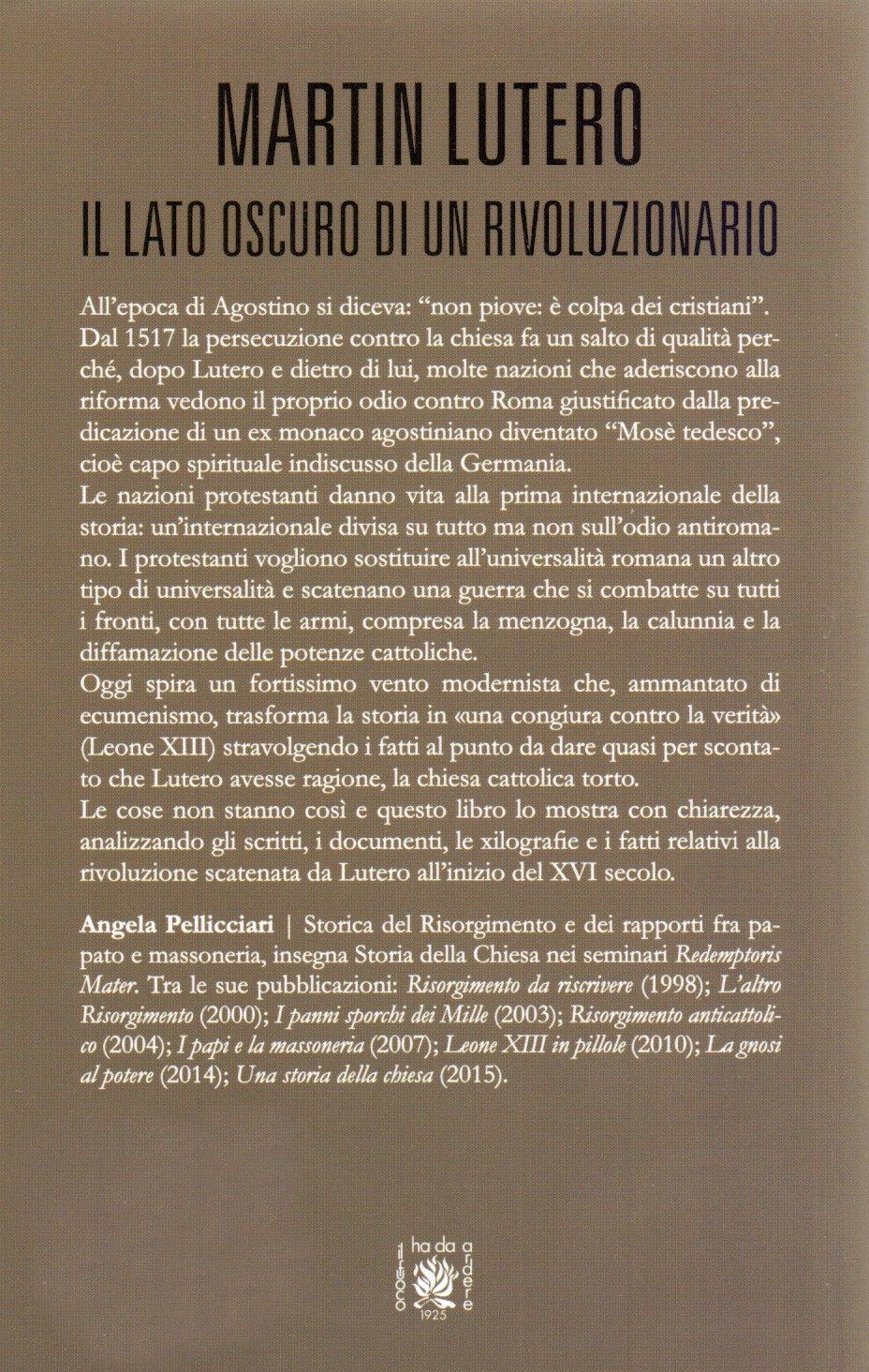 Martin Lutero.