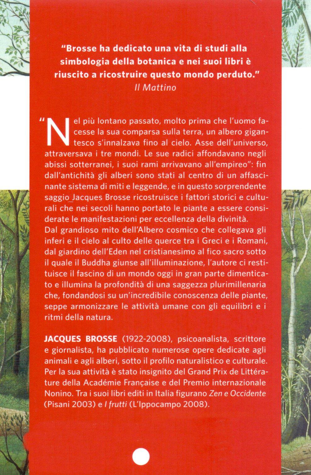 Mitologia degli alberi.