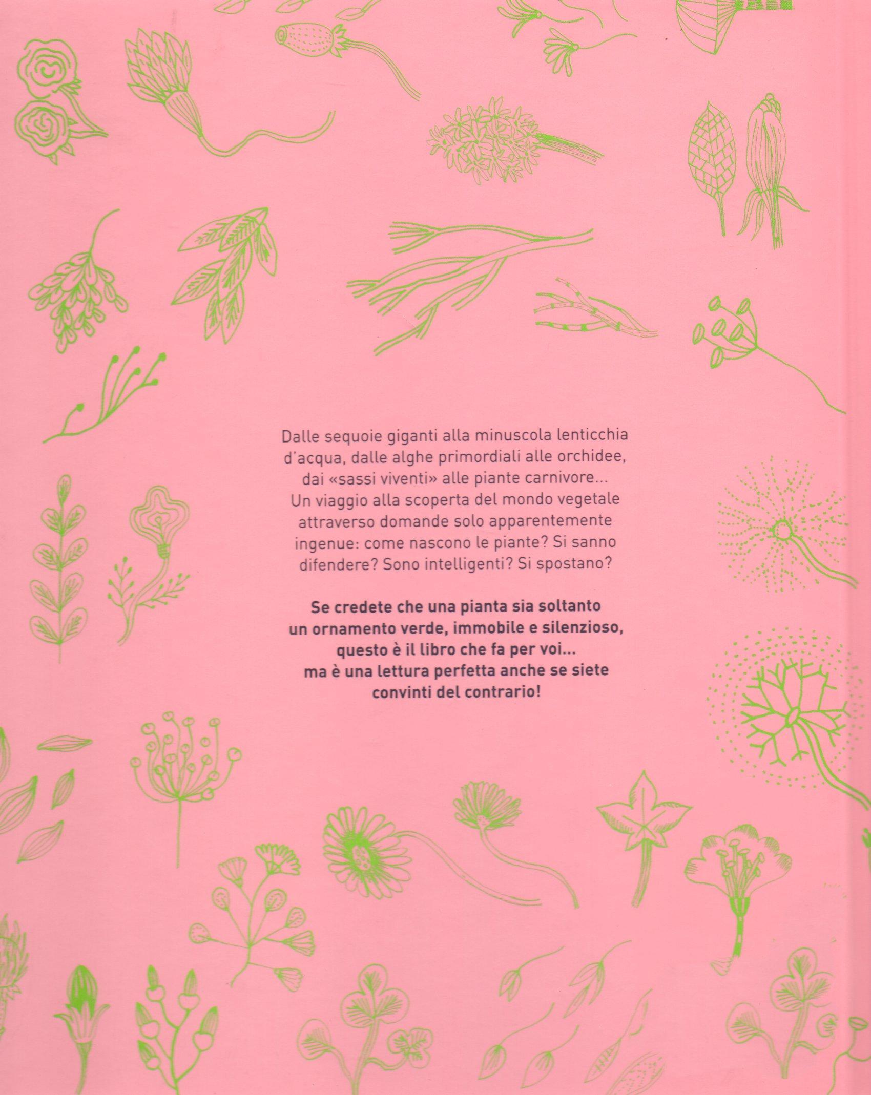 Il mondo segreto delle piante.