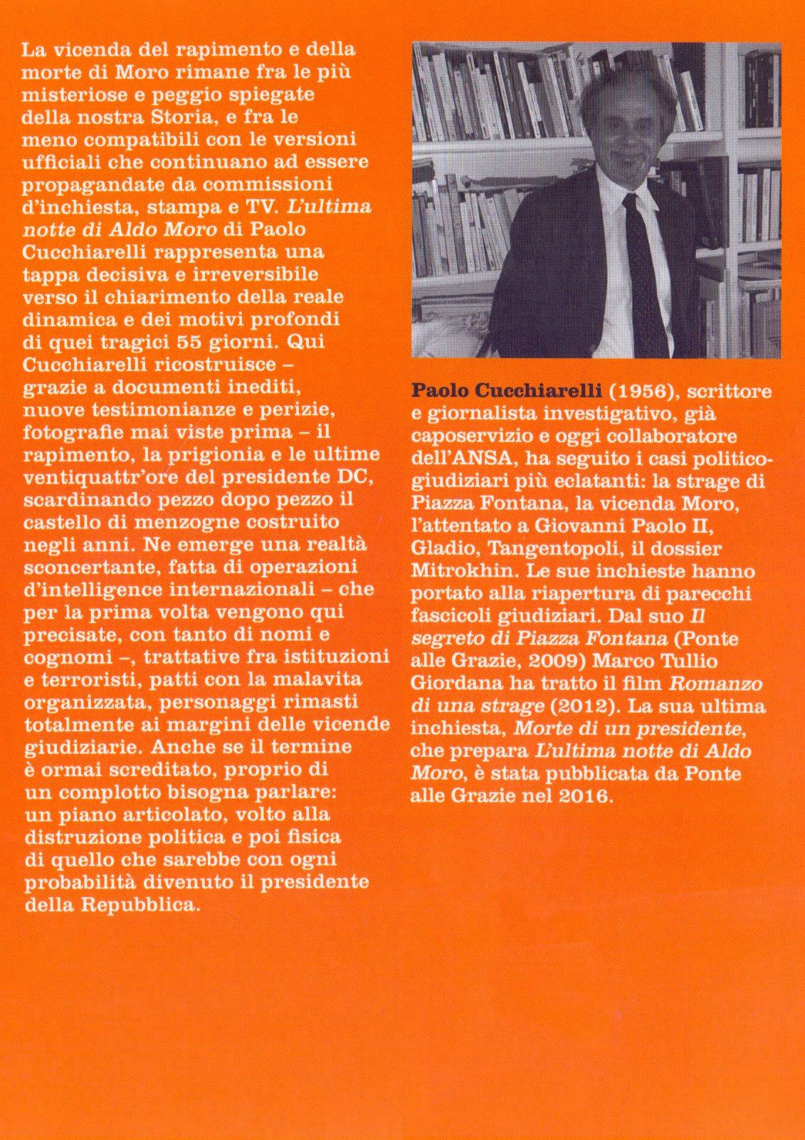 L'ultima notte di Aldo Moro.